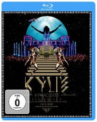 Cover Kylie Minogue - Aphrodite les folies - Live In London [DVD]